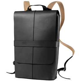 Brooks Piccadilly Leather Knapsack 10,5l black